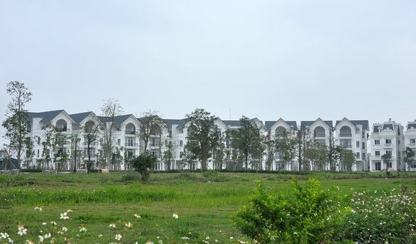 'Chúa đảo' xin tăng quỹ đất xây nhà ở thương mại tại khu du lịch sinh thái Tuần Châu Hà Nội